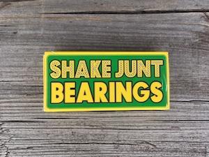 SHAKE JUNT  TRIPLE OGS BEARING ABEC7 ベアリング
