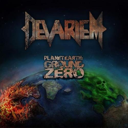 """DEVARIEM """"Planet Earth: Ground Zero"""" (輸入盤)"""