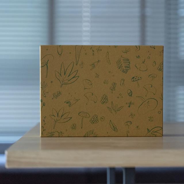 ジブリグッズファン×Paper message 当店オリジナルBOX(リーフ)