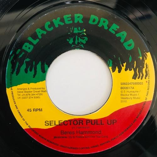 Beres Hammond - Selector Pull Up 【7-10943】