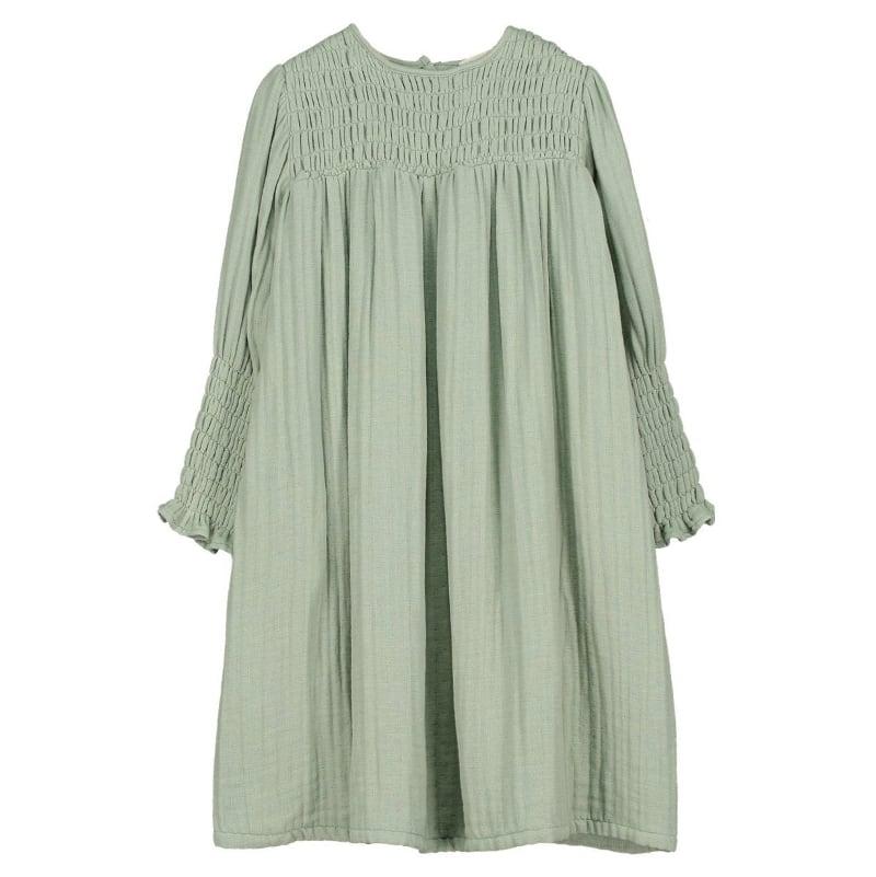 Belle chiara Dress (Green)