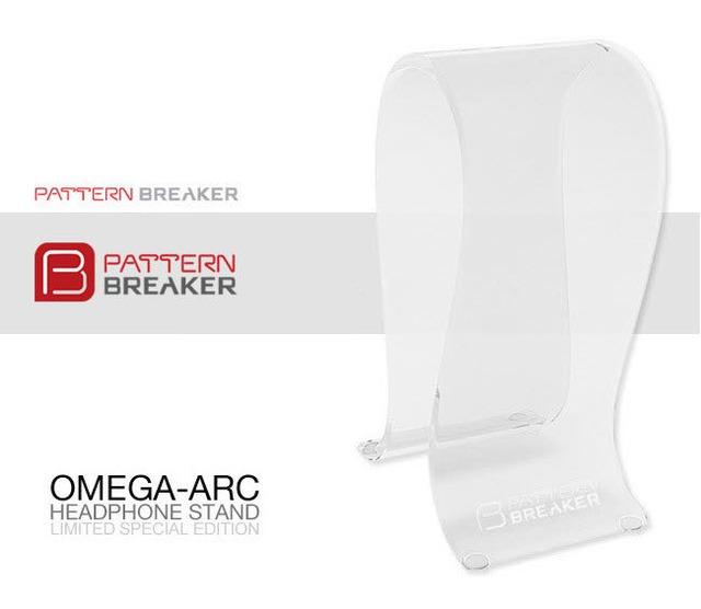 【アウトレット】ヘッドホンスタンド HPS-2 :: PATTERN BREAKER パッケージ不良品