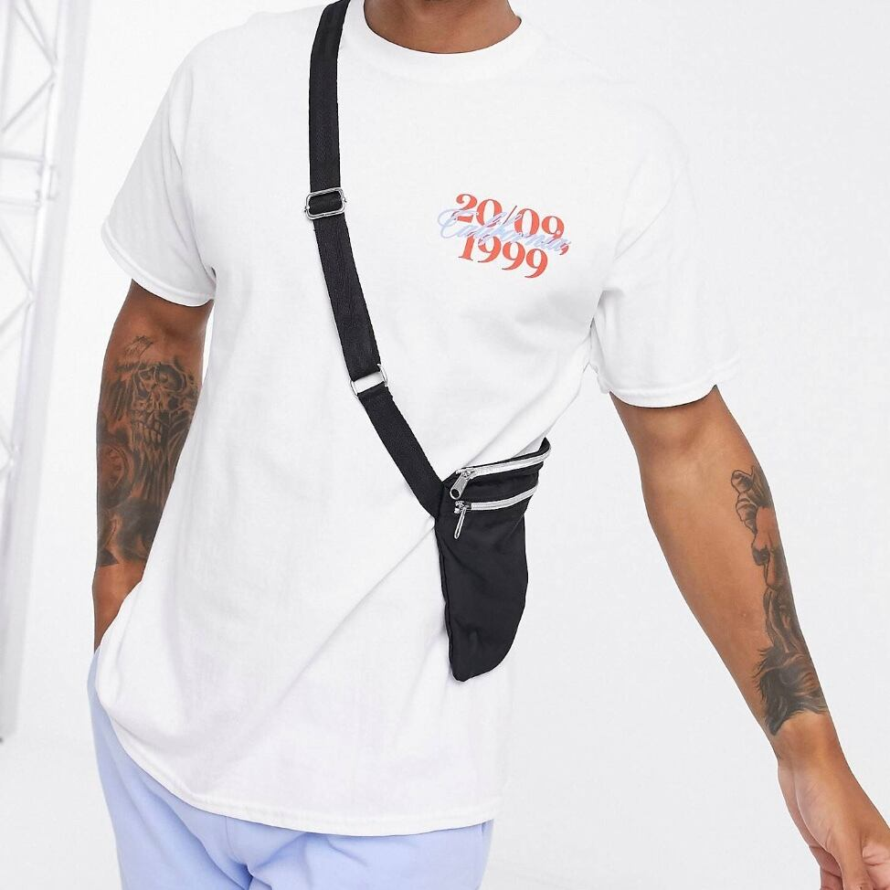 CALI print T-shirt
