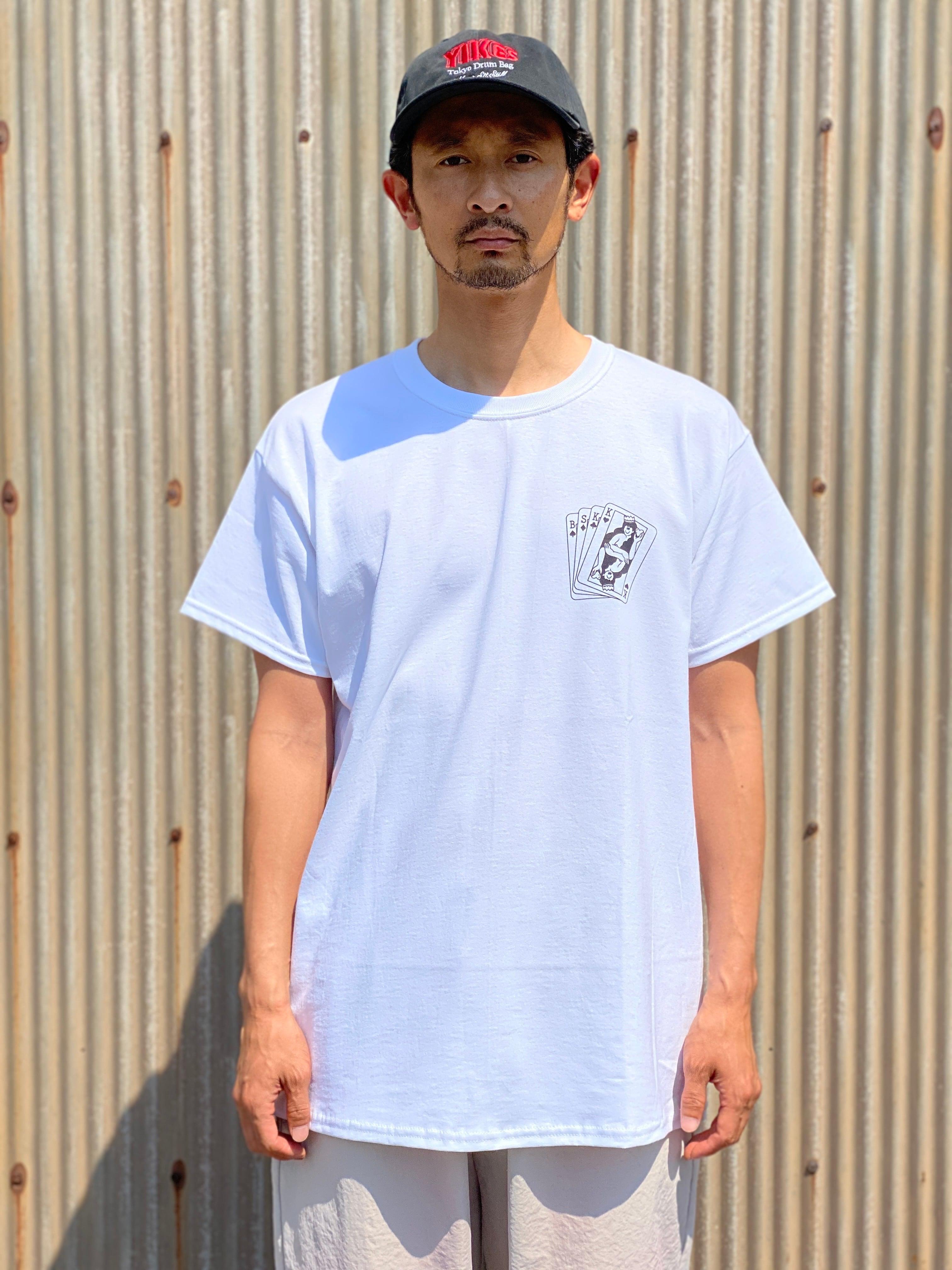 BSKK × FACE TEE