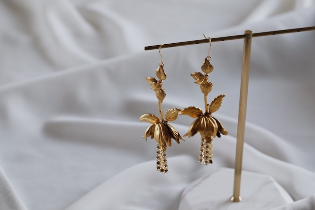 Bridal  Earring・vintage・2001/sale