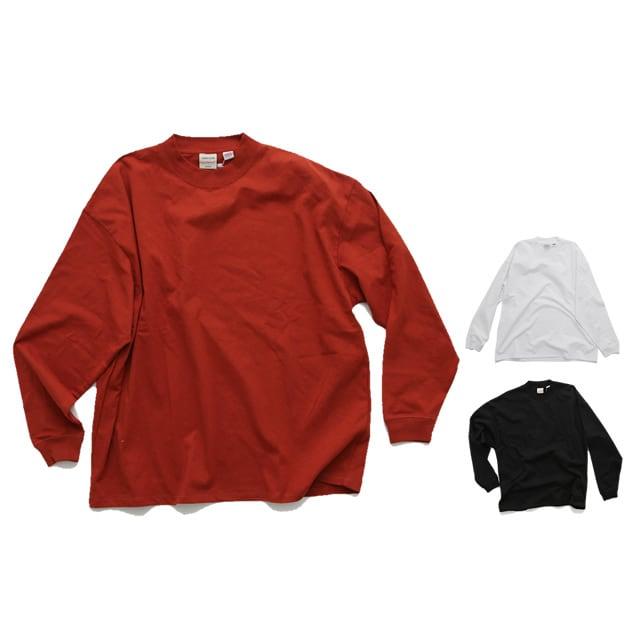 Goodwear SUPER BIG L/S T-shirts