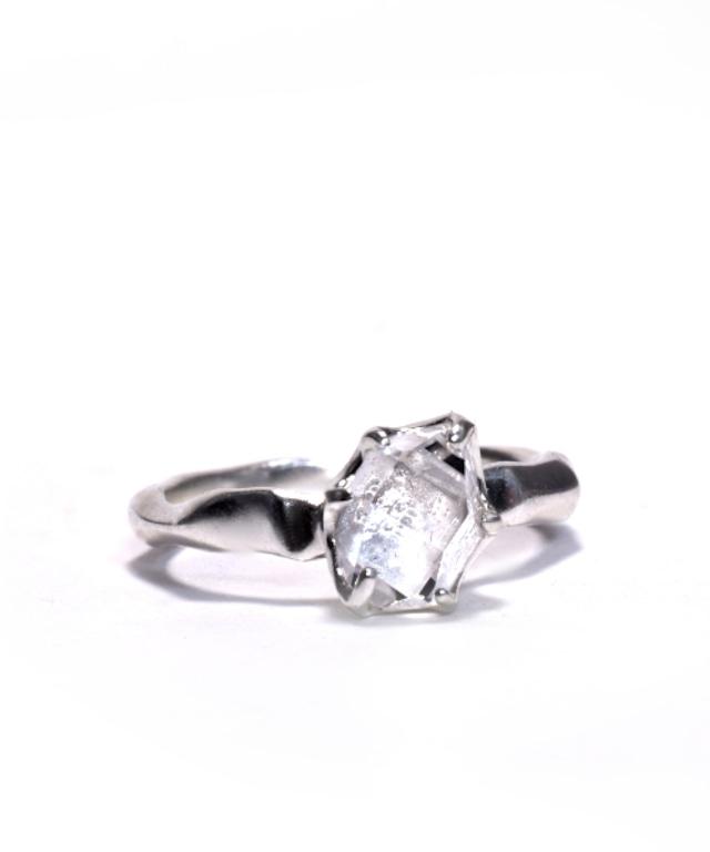 Quartz M / Ring - Silver925