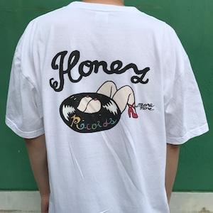 Honey Records x Yanagida Masami Tee