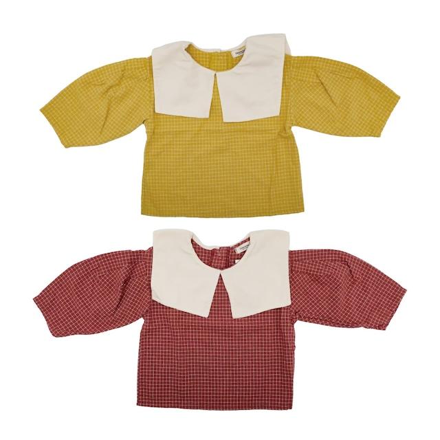 韓国子供服 BIG COLLER ブラウス