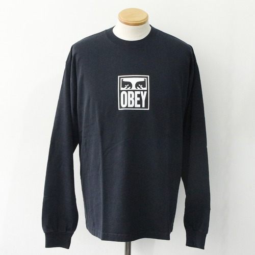 【OBEY】  OBEY EYES ICON 3 (BLACK)