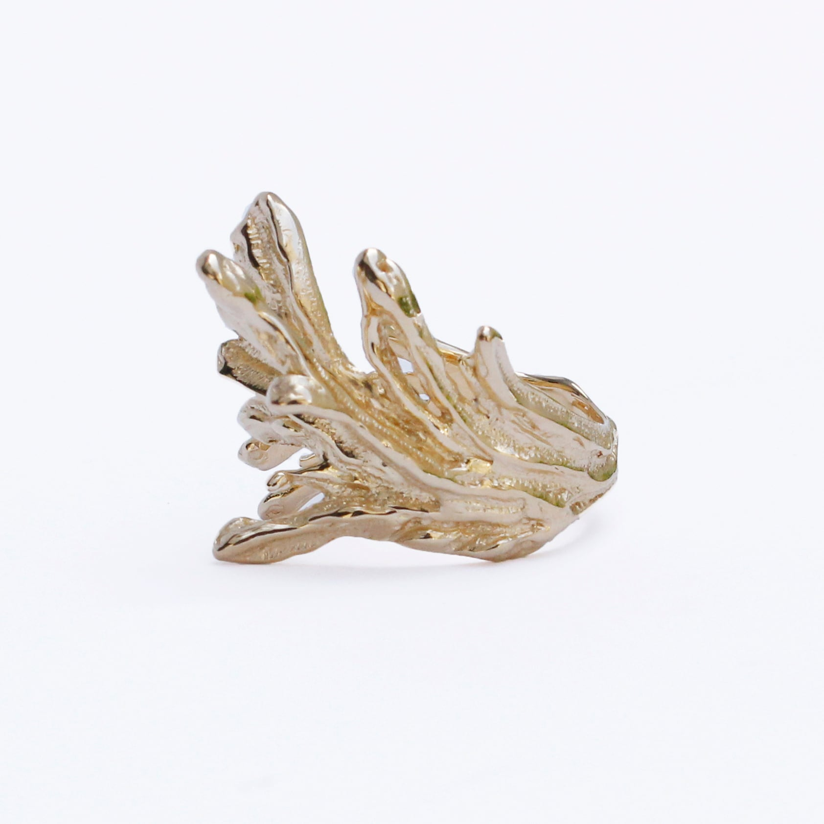 conoa (コノア) スプラッシュの指飾り(水しぶき) gold