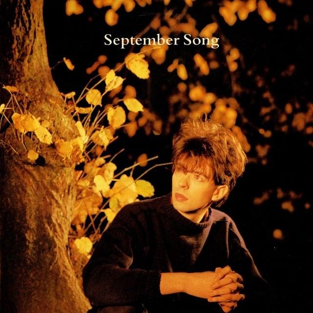 【7inch・英盤】Ian Mcculloch / September Song