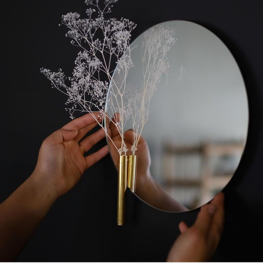 REINE float mirror L  レーヌ フロートミラー L  丸型