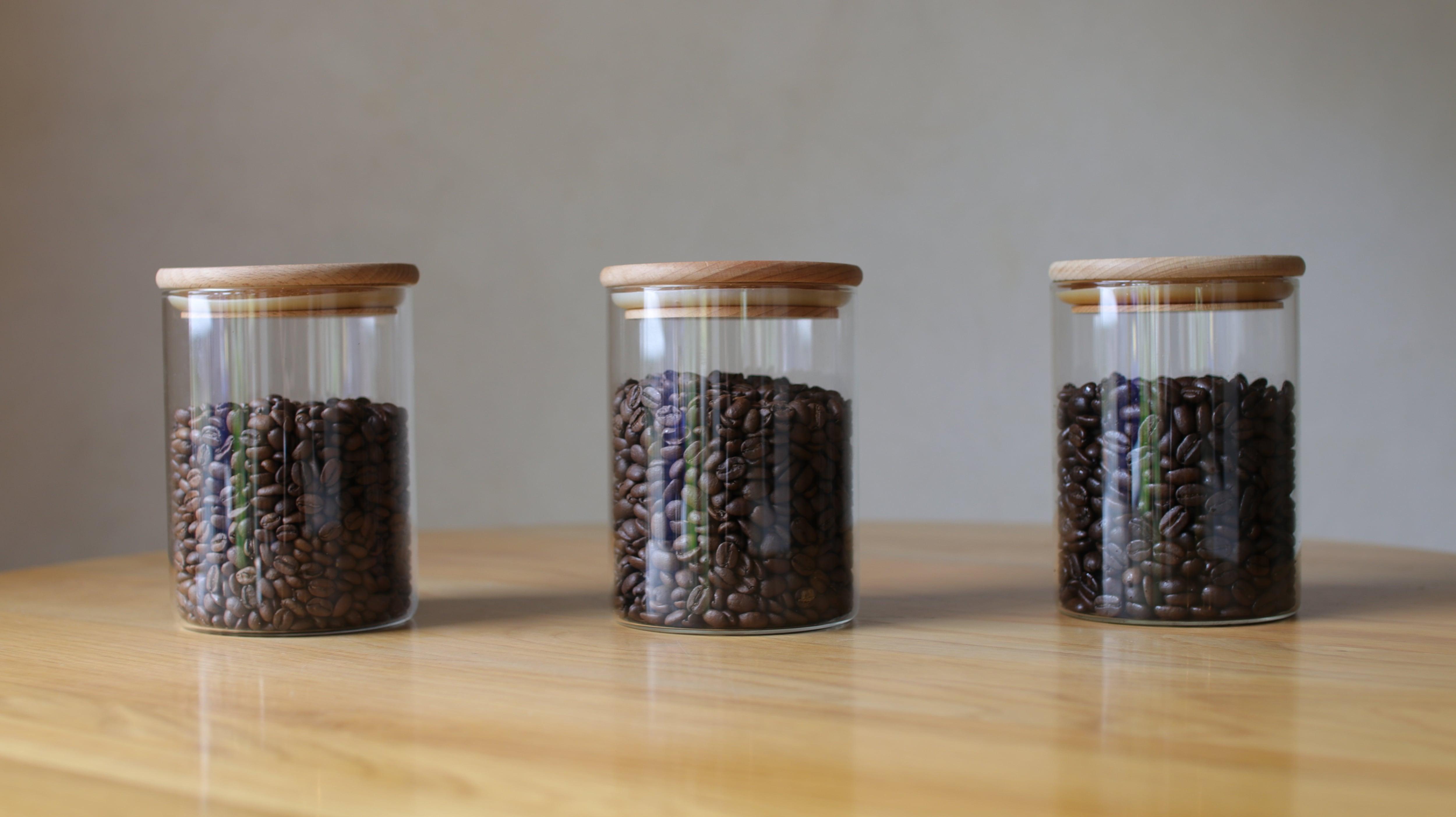 【まずはこれから】はじめてのコーヒー3種飲み比べセット(香りのモカ、甘みのブラジル、苦みのマンデリン)