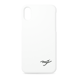 MJ SELECTオリジナルデザインロゴ【スマホケース】iPhoneXS/X