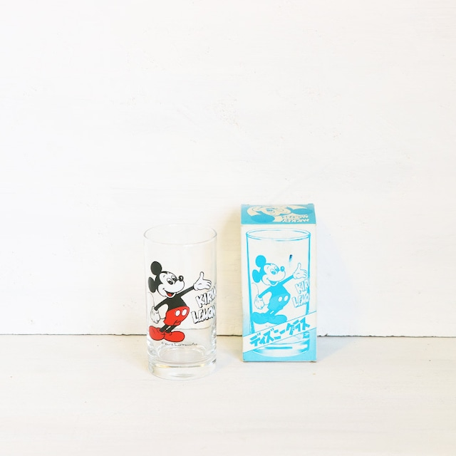 【R-226】キリンレモン×ディズニーキャラクターグラス / ミッキー