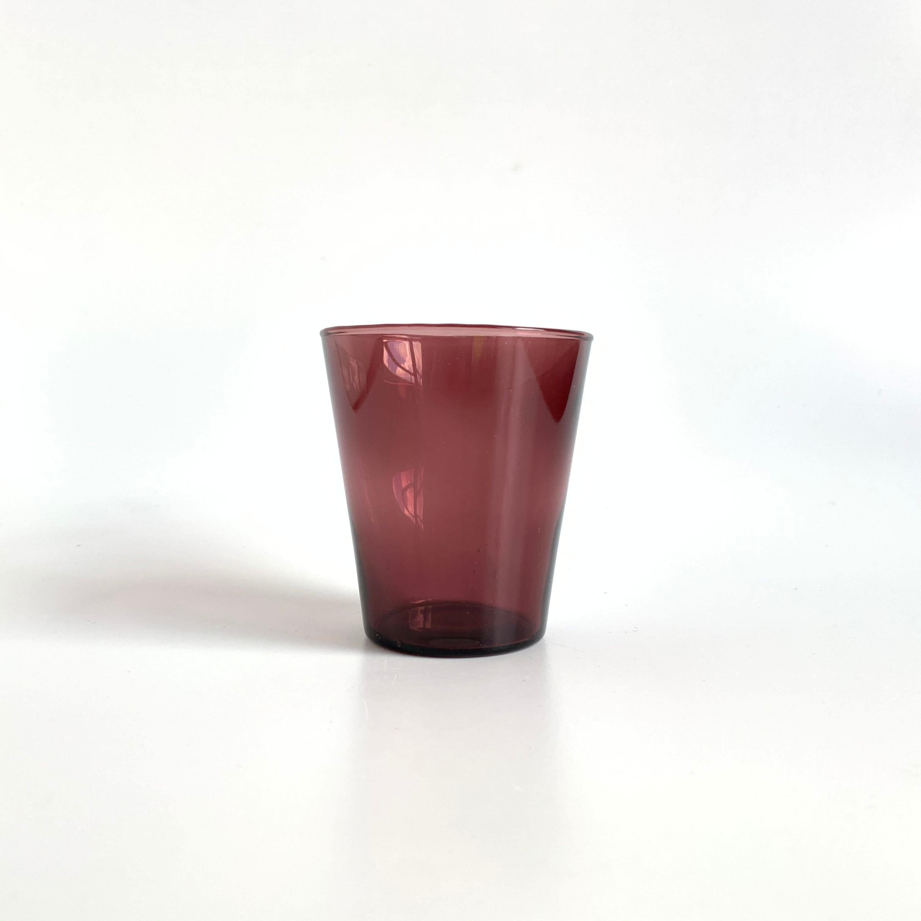 VIOLA Glass / Wine red(B)