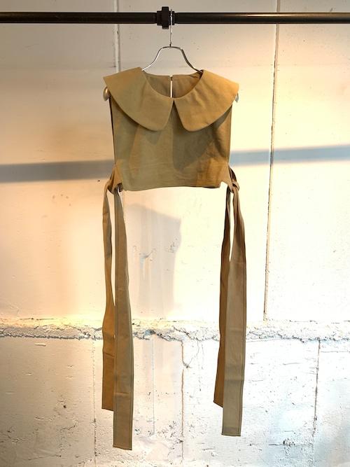 MIMAE side ribbon vest
