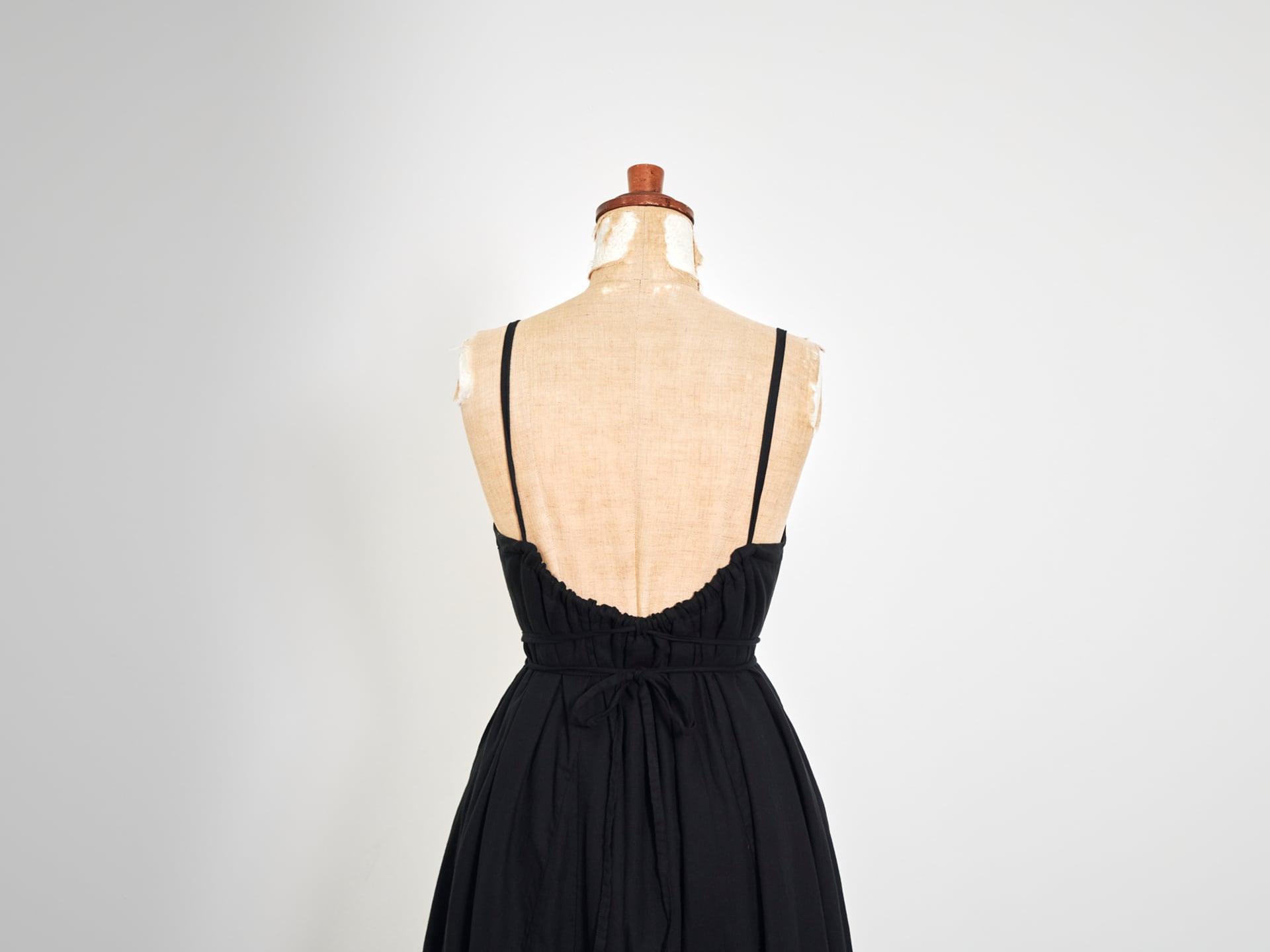 Calm Dress kuro