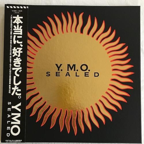 【LPx4・国内盤】YMO / SEALED