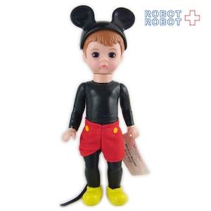 マクドナルド マダムアレキサンダードール2004 #4 Mickey Mouse Boy Doll ミッキーマウス