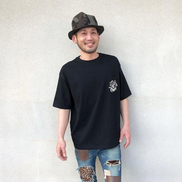 ビッグシルエットポケットTシャツ
