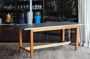 Upcycle Steel Table by sonota