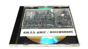 [USED] KHAN-GUIL / DISTURBIOS - Split [*][CD-R]