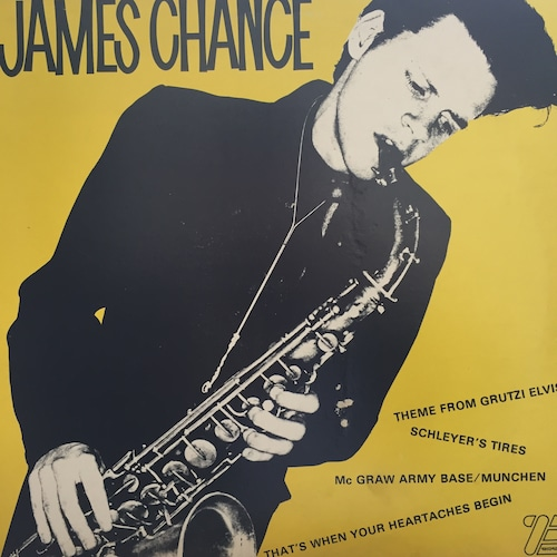 Grutzi Elvis Soundtrack / James Chance & Pill Factory 