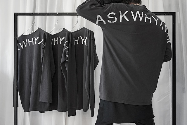 ASKYY / ASKWHYWHY 10years later  / Vintage black