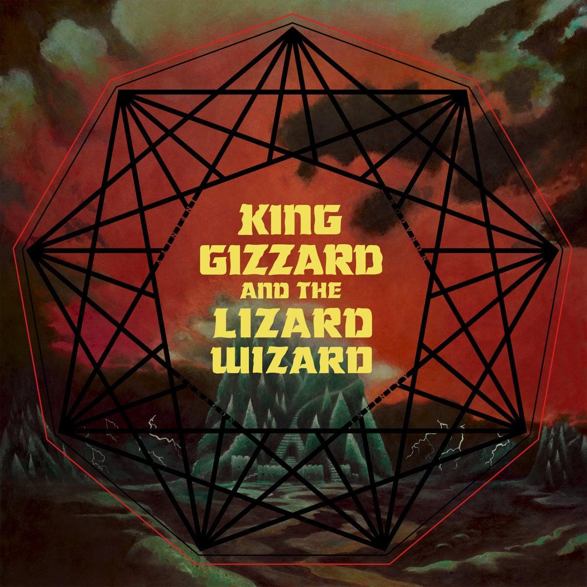 King Gizzard & The Lizard Wizard / Nonagon Infinity(LP)