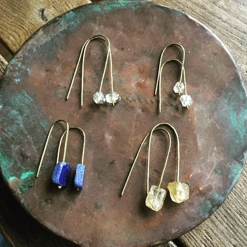 Owly.stock sale brass type pierce (送料サービス商品)