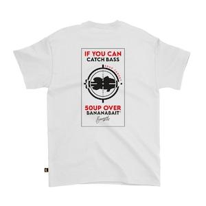 【Banana Bait】50up T-Shirts / White