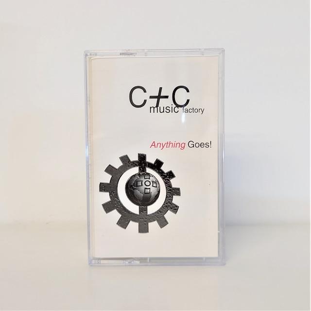 [中古カセット]  C+C Music Factory – C+C Music Factory