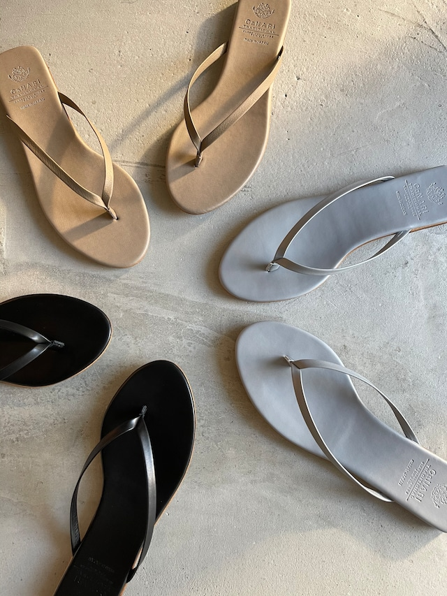 CaNARi thong sandals