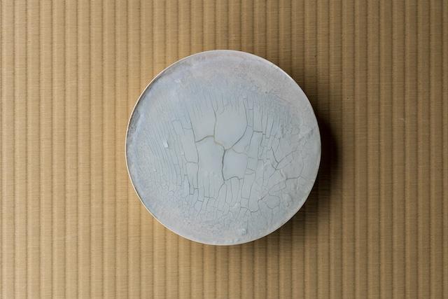 淡彩丸皿 / 田中陽子