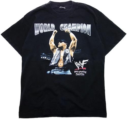 90年代 ストーン・コールド・スティーブ・オースチン Tシャツ 【L】 | プロレス ヴィンテージ 古着