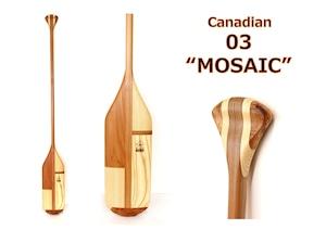 KUKU Paddle_03【Canadian-MOSAIC】