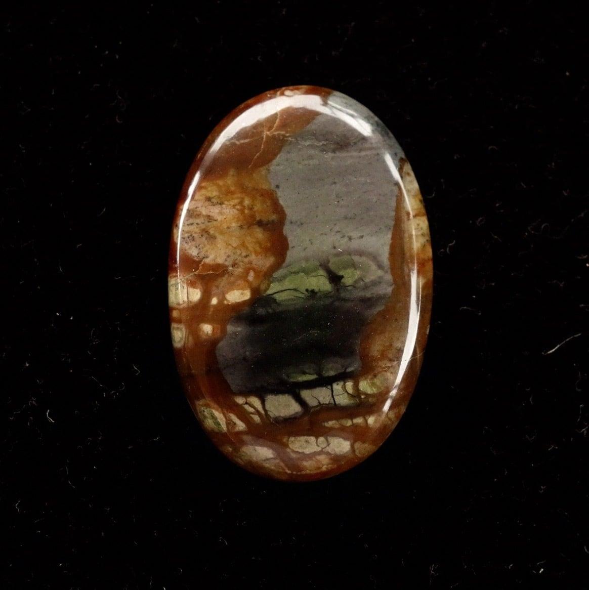 ピクチャージャスパー 天然石ルース
