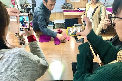 【ファクトリーショップ】hac shop(佩・ハク)手袋・マフラー・ストール・ファッション雑貨の商品画像9