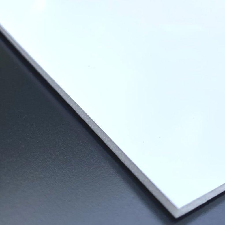 タキメタルL アルミ複合板 1×2サイズ 1000×2000 厚さ3㎜ 5枚入り