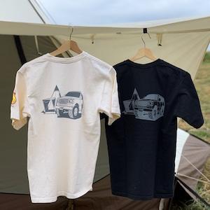 FD-camp別注 ポケットTシャツ【Goodwear】