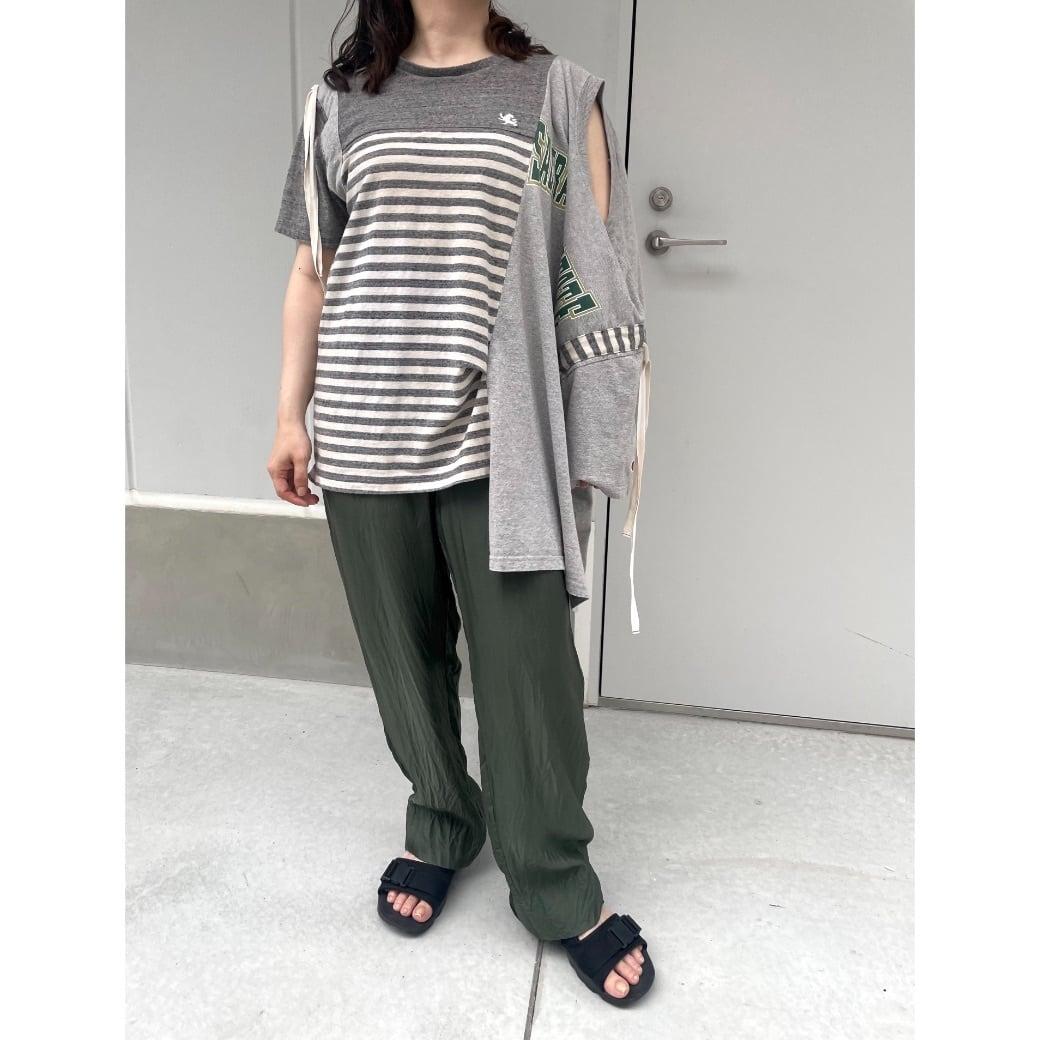 【RehersalL】2hole Tshirt (21) /【リハーズオール】2ホールTシャツ(21)