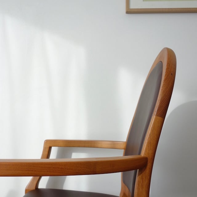 デンマーク ビンテージ家具 J.L. Moller No.132チェア <送料込み*>