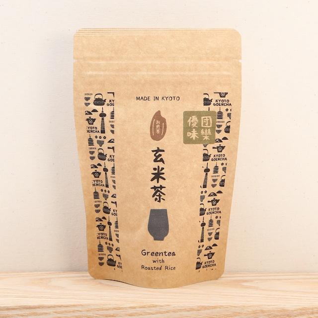 玄米茶 リーフタイプ(60g)