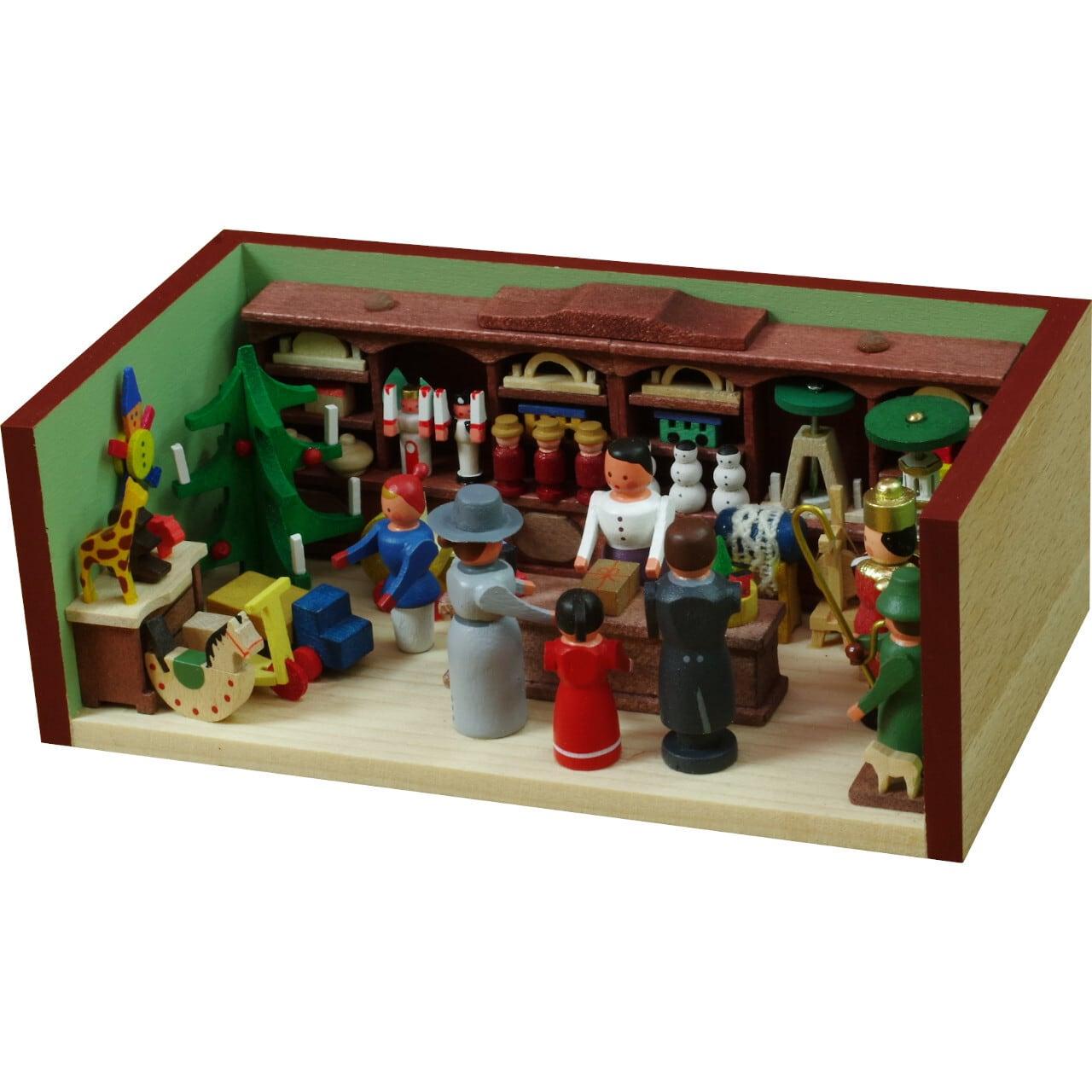 小さな部屋シリーズ おもちゃ屋さん