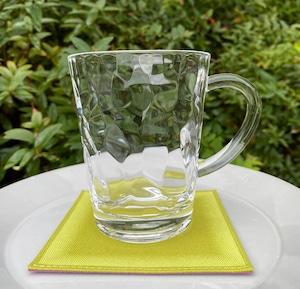 アクリル製 透明マグ( 300ml )