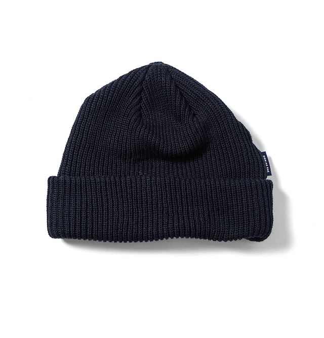 【SON OF THE CHEESE】C100 KNITCAP NAVY
