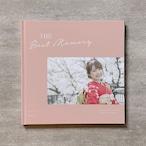 Simple pink-成人式_B5スクエア_10ページ/10カット_フォトブック
