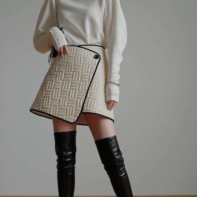 Quilting skirt KRE654